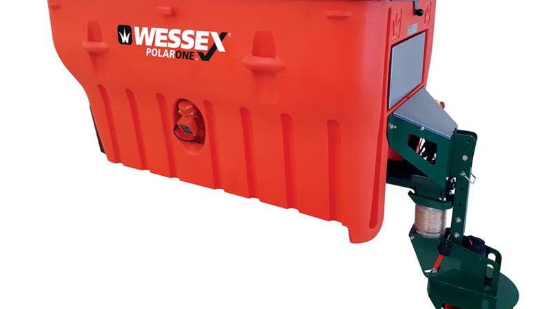 Wessex POLARONE WS-1200 Salt Spreader