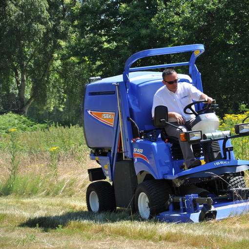 GRASS MACHINERY