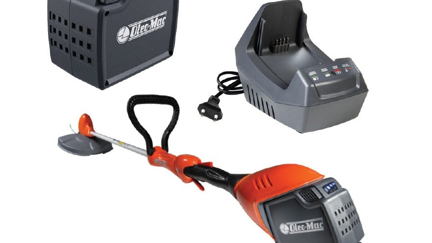 OLEO-MAC BVI60 Battery Brushcutter Kit