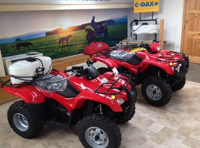 Honda ATV Showroom JFHanley Roscommon
