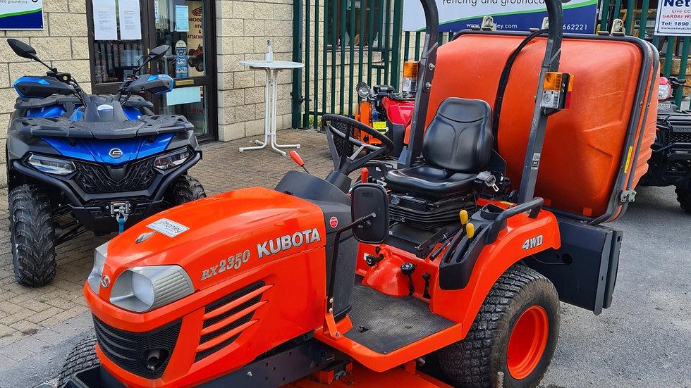 Kubota BX2350 Compact tractor