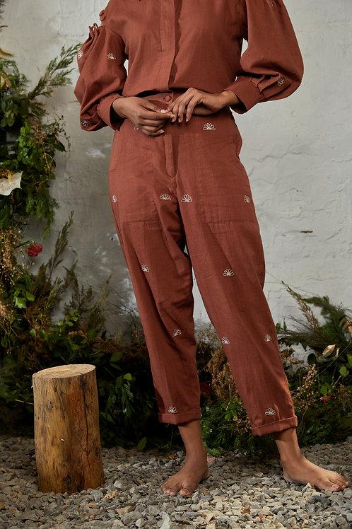 Borneo Pants - Cinnamon