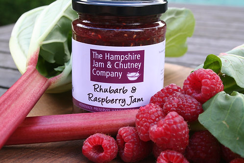 Rhubarb & Raspberry