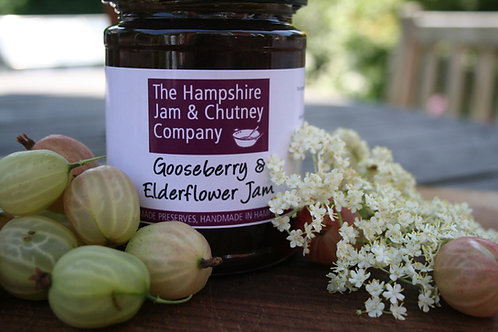 Gooseberry & Elderflower