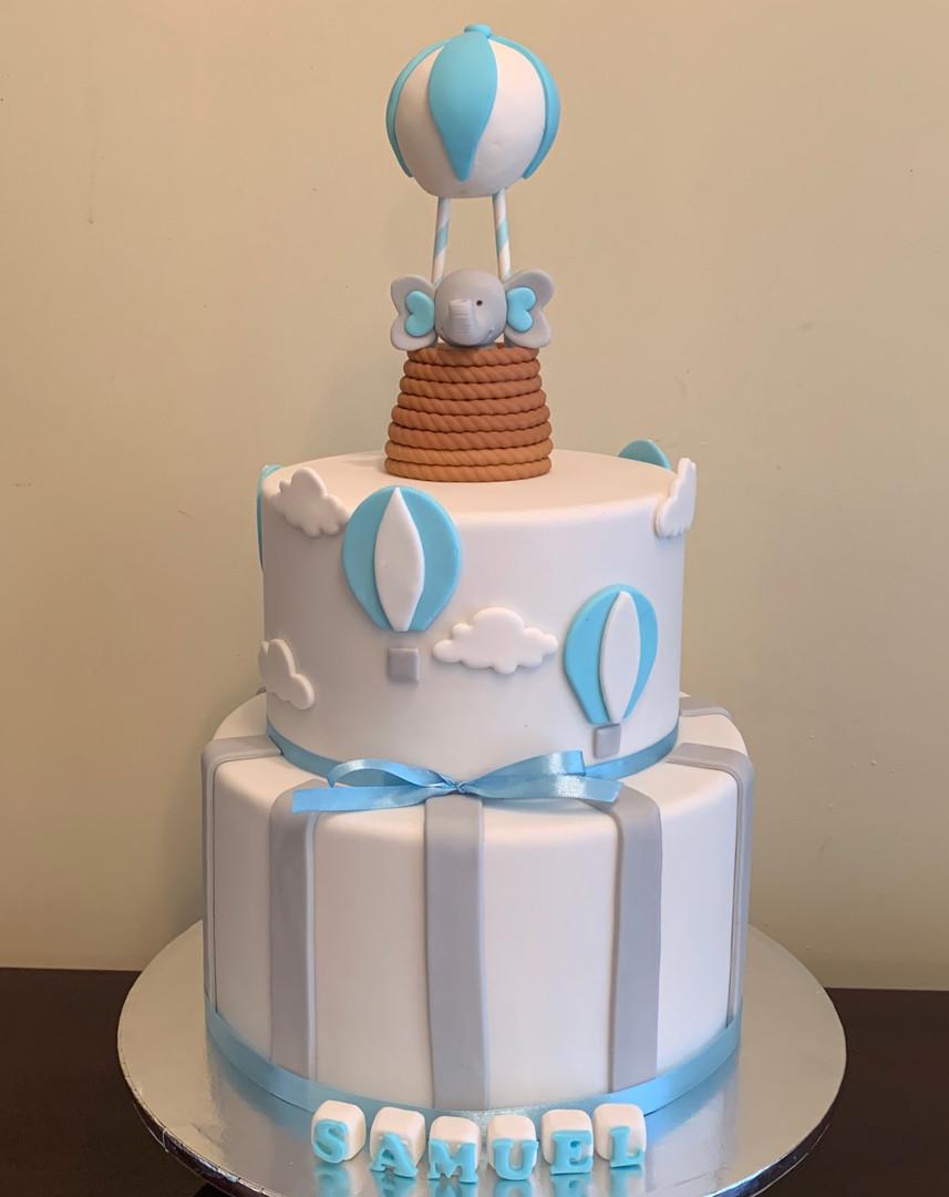 "Torta Personalizada ""BabyShower"""
