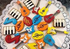 Galletas Instrumentos Musicales