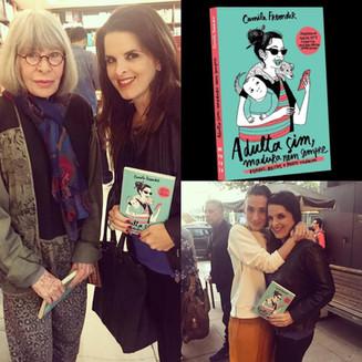 Lançamento Livro Camila Fremder