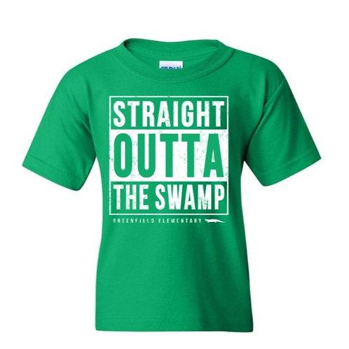 Youth Swamp Tee