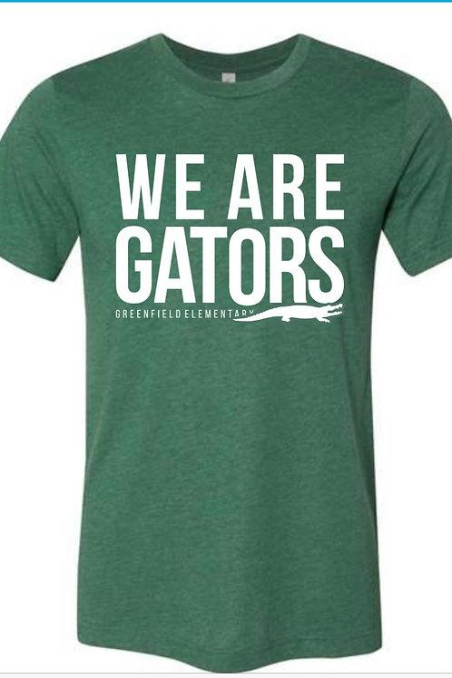 We Are Gators 21/22 Tee -Adult