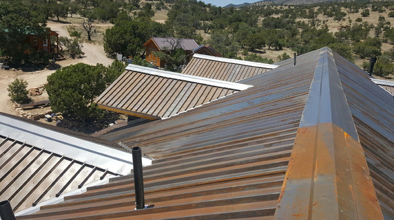 TOTL DATIL CUSTOM METAL ROOF
