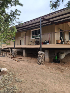 TOTL CONSTRUCTION - QUEMADO METAL SIDING