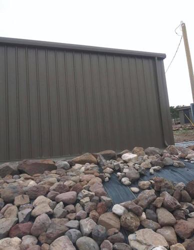 TOTL CONSTRUCTION - Datil Metal Building