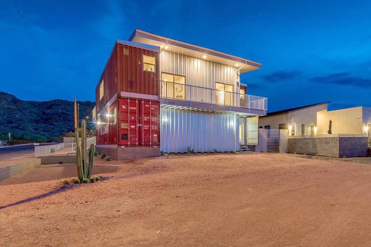 Unconventional House Build
