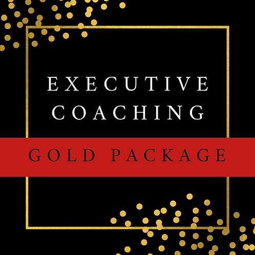 Executive Coaching | Gold Package