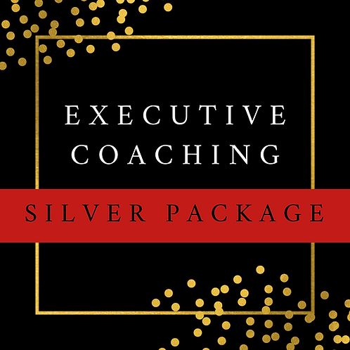 Executive Coaching | Silver Package