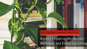 Recommended Reading | Books I Found on My Parent's Bookshelf and Ended Up Loving!