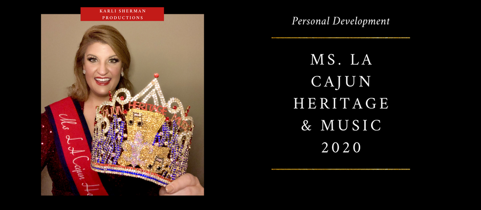 Ms. LA Cajun Heritage & Music 2020