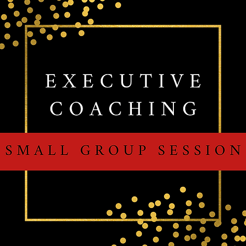 Executive Coaching | Small Group Session