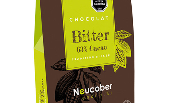 BITTER 63% CACAO