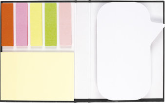 "O42 - SET DE POST-IT ""THINK"""