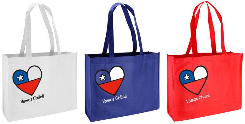 E101 - Vamos Chile Congress Bag