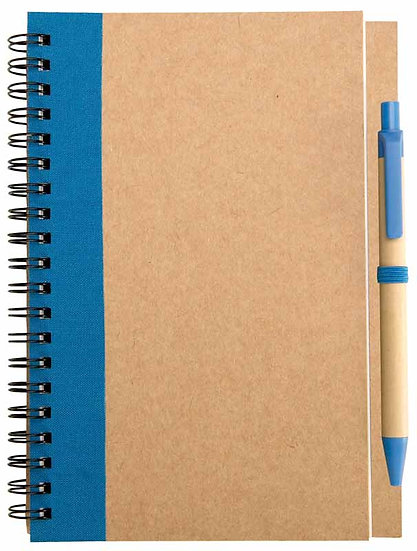 E15 - Cuaderno Ecológico 1/2 Oficio