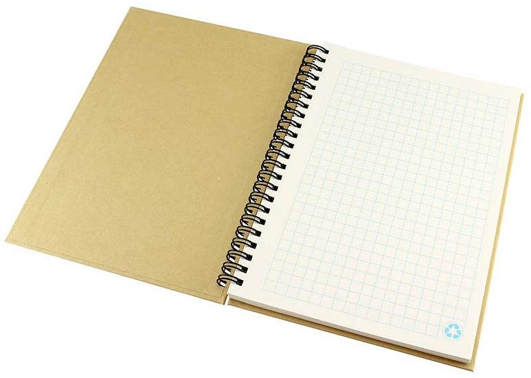 E19 - Cuaderno Ecológico Tapa Dura