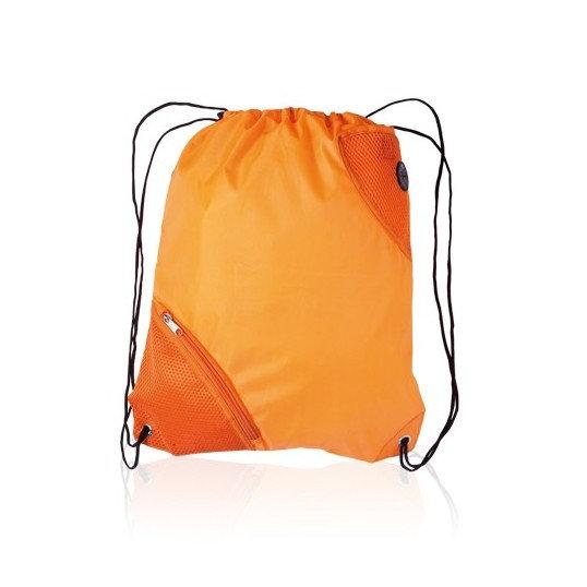 mochila con cierre