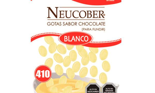 Coberturas sucedáneas de chocolate BLANCA ALFAJOR