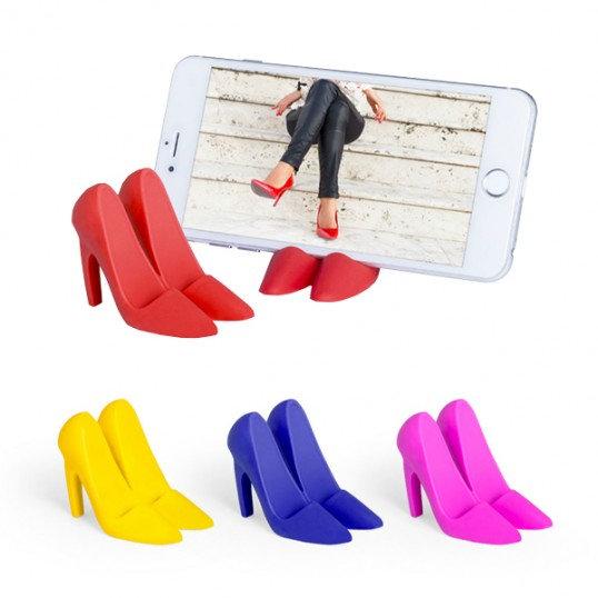 soporte zapatos celular