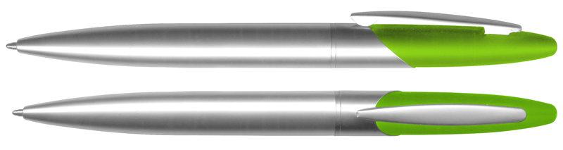 L7 - Bolígrafo Metálico Twister