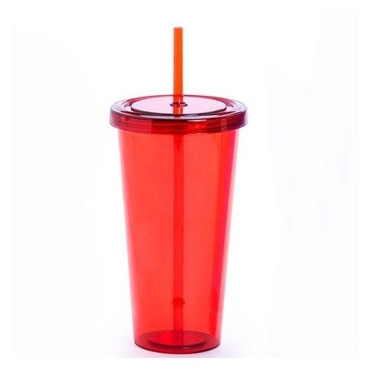 vaso ps rojo