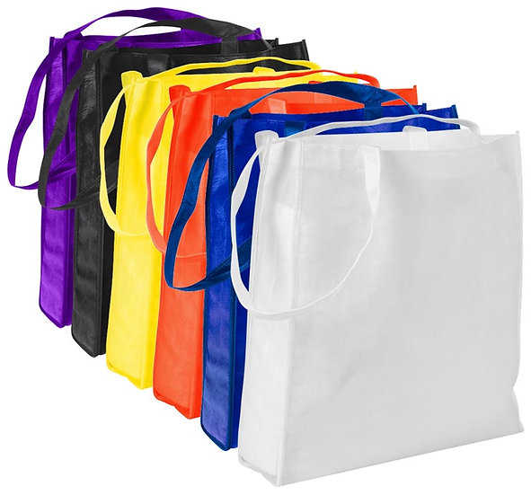 E76 - Eco Shopping Bag 36 x 40 x 10 cm