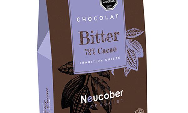 Cobertura de Chocolate Fino BITTER 72% CACAO