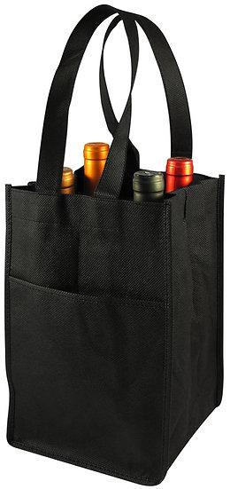 E88 - Eco Wine Bag x 4