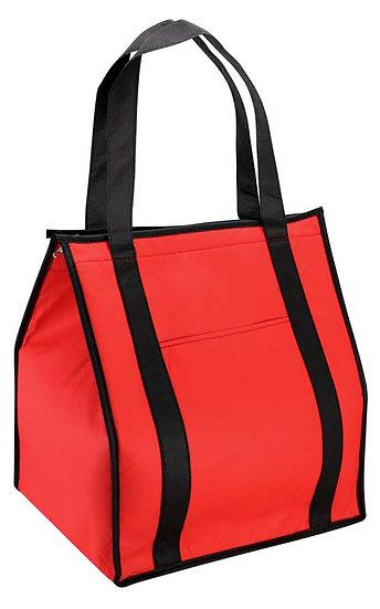 Eco Big Cooler Bag rojo