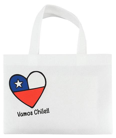 E98 - Vamos Chile Small Bag
