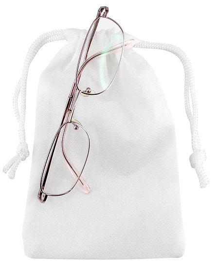 Eco Glasses Bag blanco
