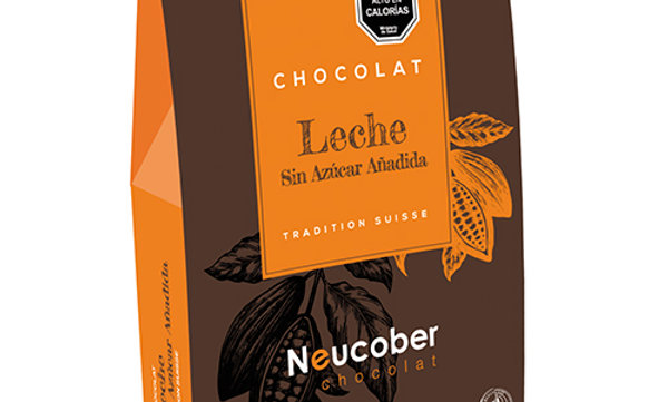 Cobertura de Chocolate Fino LECHE SIN AZÚCAR AÑADIDA 35% CACAO