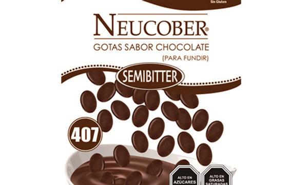 Coberturas sucedáneas de chocolate BAÑO ALFAJOR SEMIBITTER