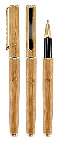 E42 - Deluxe Roller Pen Bamboo