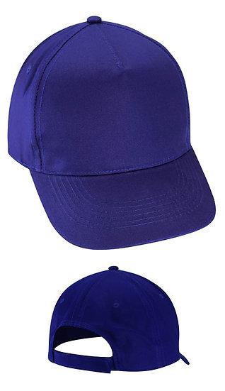 Jockey Algodón azul
