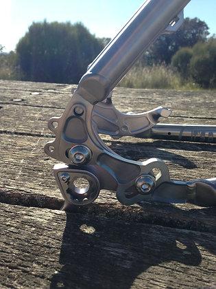 Rocker insert 12mm thru axle (pair)