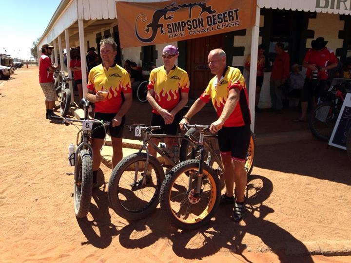 SDBC 2013 riders