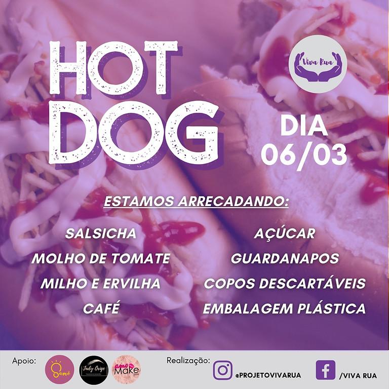 Hot dog Viva Rua