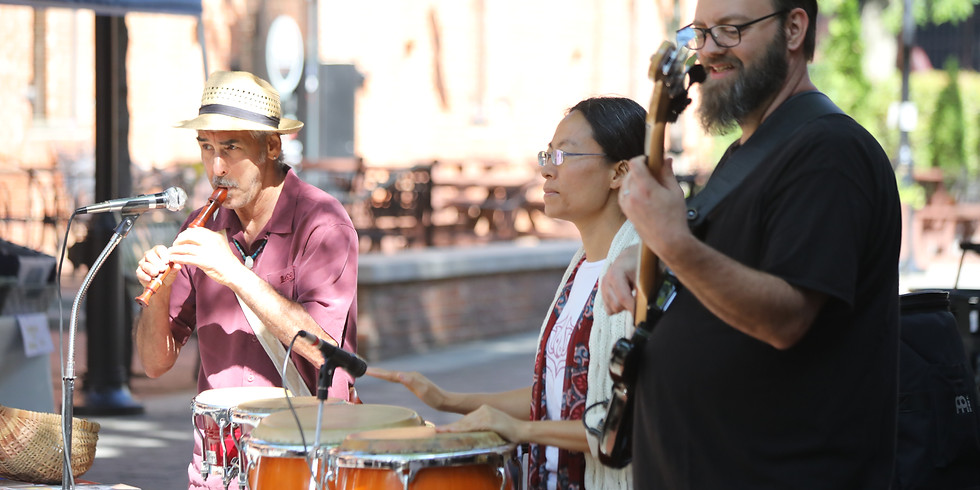 Different Drum Goes to Market