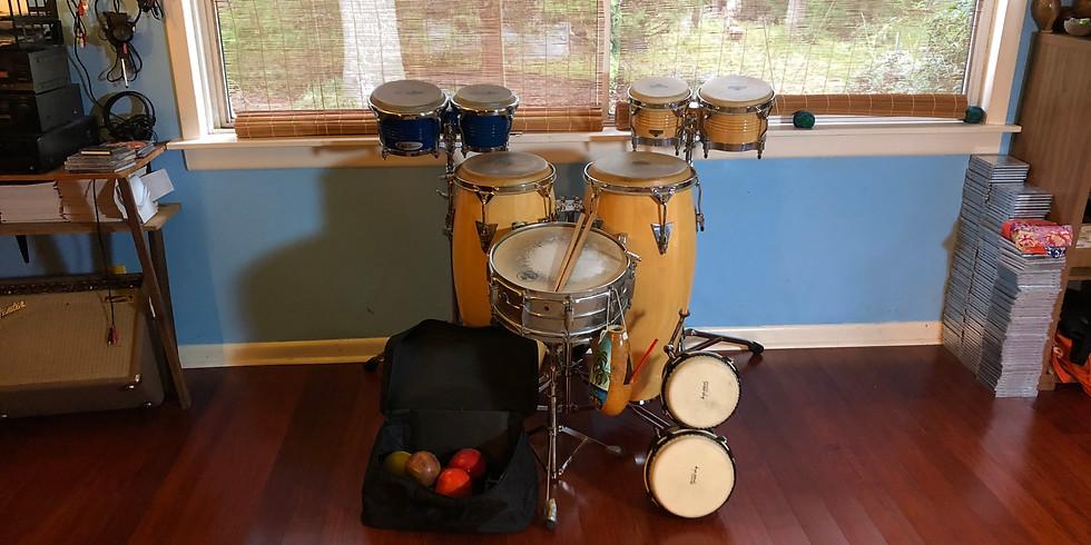 Percussion Instrument Sale