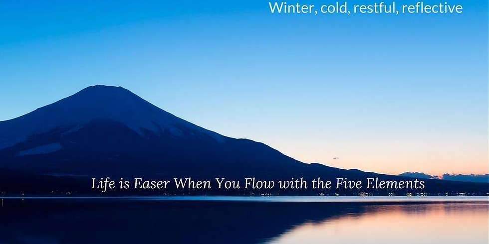 Tones For Your Bones. Winter/Water edition.