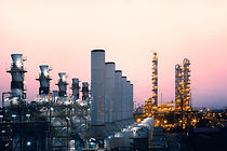 bigstock-Factory-Of-Oil-And-Gas-Refiner-
