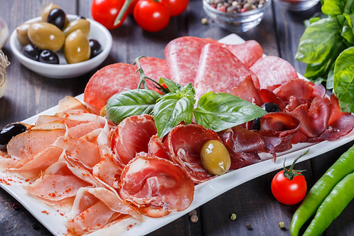 Selection of Continental Meats